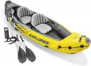 Intex Explorer Inflatable Canoe