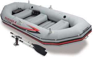 Intex Mariner Inflatable Canoe
