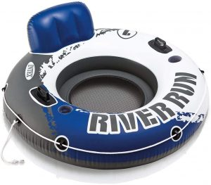 Intex River Run Sport Lounge Inflatable Dog Tow