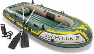 Intex Seahawk Inflatable Canoe