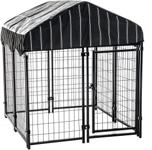Lucky Dog Heavy Duty Pet Resort Kennel