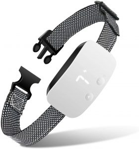 Nest 9 Anti Bark Collar with Adjustable Intensity Levels