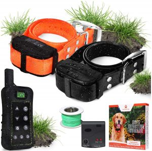 Pet Control HQ Wireless Dog Fence for 1 Acre