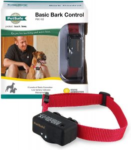 Pet Safe Basic Anti-Bark Training Collar