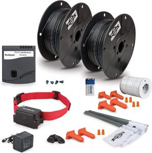 Pet Safe In Ground Fence Kit with Heavy Duty Wire