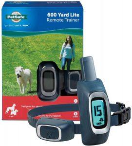 Pet Safe Remote Bark Training Collar