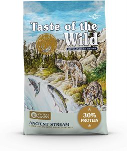Taste Of The Wild High Protein, Real Fish Premium Dry Dog Food With Real Salmon, Superfoods Probiotics And Antioxidants