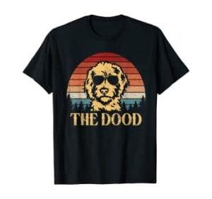 Vintage Goldendoodle The Dood T-Shirt