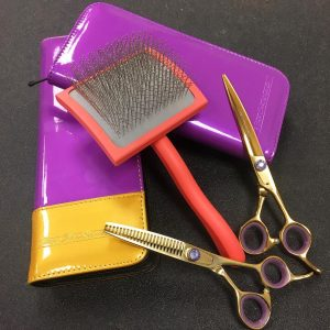 slicker brush for labradoodle