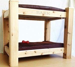 Bark's Big Dog Bunk Bed