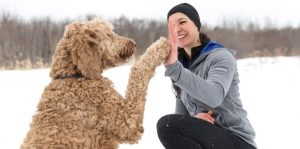 Fitness & Training Habits for a Labradoodle