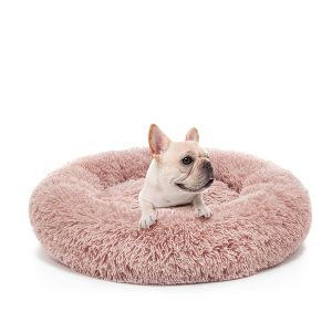 Mixjoy Orthopedic Dog Bed Donut Cuddler