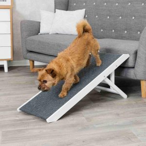 Trixie Ramp Adjustable Dog Ramp for Couch