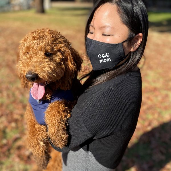 dog mom facemasks