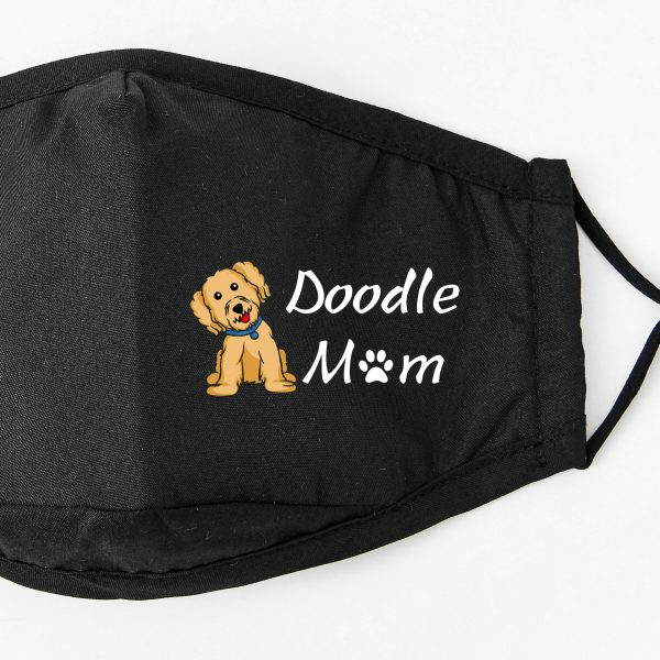 doodle mom facemask