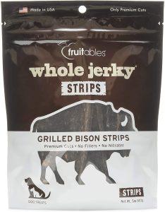 Fruitables Whole Jerky Strip Dog Treats