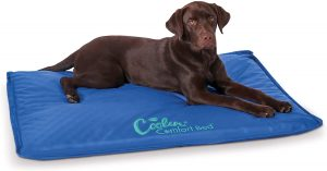 K & H Pet Products Cooling Comfort Bed