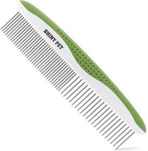 Shiny Pet Comb