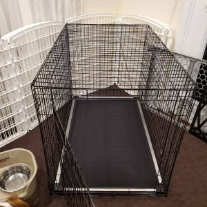 rip proof dog bed for pitbull
