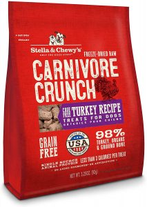 Stella & Chewy's Carnivore Crunch .99
