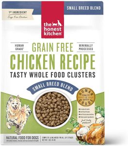 The Honest Kitchen Whole Food Clusters Human Grade Dry Dog Food for Small Breeds .99