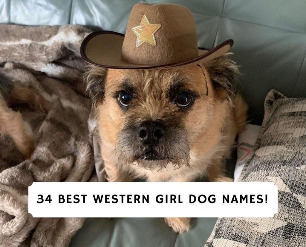 Western Girl Dog Names