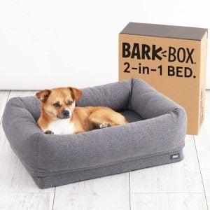 BarkboxBolster Bed