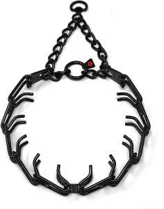 Herm Sprenger Black Stainless Steel Prong .76