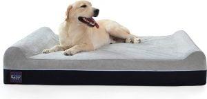 Laifug Premium Orthopedic Dog Bed