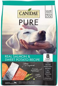Canidae PURE Grain Free, Limited Ingredient Dry Dog Food, Salmon and Sweet Potato .99