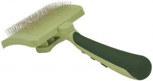 Coastal - Safari - Dog Self-Cleaning Slicker Brush .99