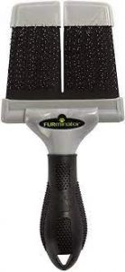 FURminator Firm Grooming Slicker Brush, Dog, Large .95