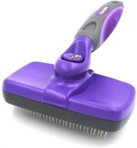 Hertzko Self Cleaning Slicker Brush .99