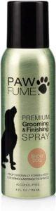 PawFume Premium Grooming and Finishing Spray