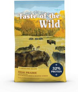 Taste of the Wild Dry Dog Food with Roasted Bison and Roasted Venison .99