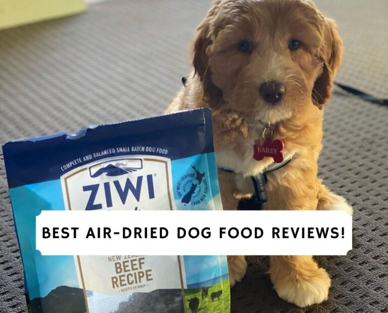 Best Air-Dried Dog Food
