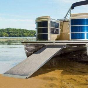 Harbor Mate Aluminum Pontoon Boat Ramps 7.99- 7.99