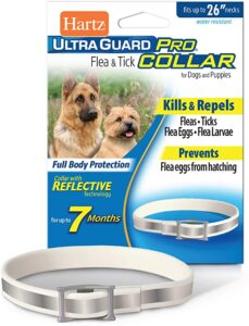 Hartz UltraGuard Pro Dog Flea Collar
