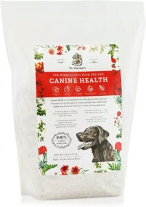 Harvey's Canine Health Miracle Dog Food, Human Grade Dehydrated Base Mix for Dogs with Organic Whole Grains and Vegetables .00