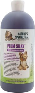 Nature's Specialties Plum Silky Dog Shampoo/Conditioner