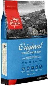 ORIJEN Dry Dog Food, Grain-Free, High Protein, Fresh and Raw Animal Ingredients .99