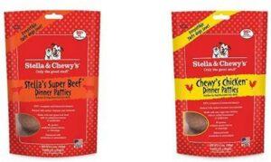 Stella & Chewy's Freeze-Dried Raw Dinner Patties .99
