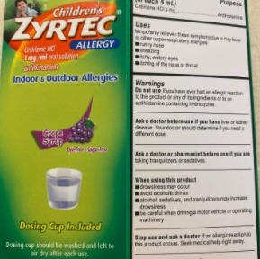 What is Zyrtec