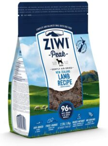 ZIWI Peak Air-Dried Dog Food – All Natural, High Protein, Grain-Free & Limited Ingredient with Superfoods .99