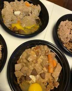 healthiest wet dog food for small breeds