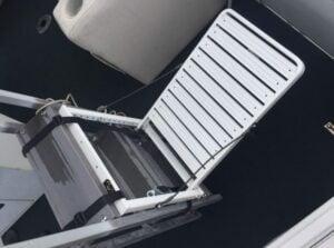 pontoon ramp for dogs