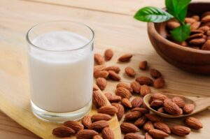 How Does Almond Milk Benefit a Dog