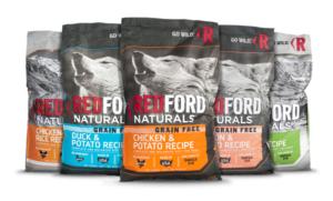 Negatives of Redford Naturals