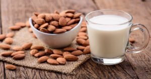 What Does Almond Milk Consist of