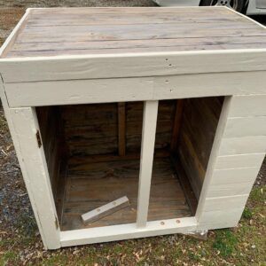 best dog house for warm weather
